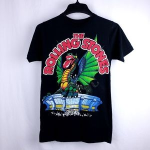 Officially License Rolling Stones Graphic Band Tee